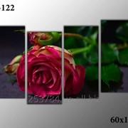 Картина модульная М-122, размер 60х120 фото