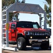 Системы досмотра автотранспорта мобильные рентгенотелевизионные фото