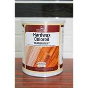 Паркетное масло с повышенной твердостью, Hardwax Coloroil, 1 литр, Borma Wachs фото
