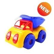 Автотранспортная игрушка Самосвал МалышОК 20см фото