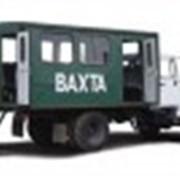 Вахтовые автобусы ГАЗ фото