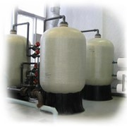 Промышленные фильтры очистки воды фото