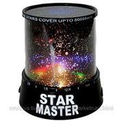 Ночник проектор звездного неба Star Master (Стар Мастер) фото