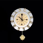 Хрустальные часы Preciosa 99 008 51 фото