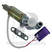 24В Клапан электромагнитный пневматический, включение вентилятора охлаждения дв. ЯМЗ (Объединение Родина) фото
