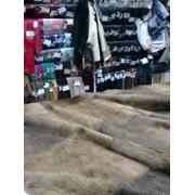 Меховые покрывала из натур. мехов шьем на заказ(норка, лиса и т.д) в СПб фото