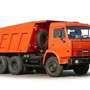 Автомобили грузовые самосвалы КамАЗ фото