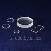 Стекла смотровые из прозрачного кварцевого стекла фото
