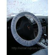 NR-1 Защитный чехол на руль автомобиля фото
