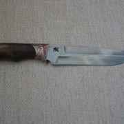 Нож из дамасской стали №7 фото