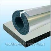 Теплоизоляция с покрытием Kaiflex Protect ALU-Tec фото