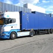 Стандартными контейнерами фото