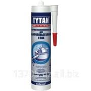 Силиконовый герметик Tytan универсал, санитар 310мл фото