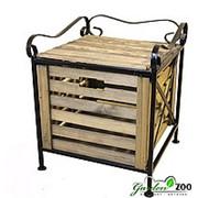 Ящик деревянный 895-11 фото