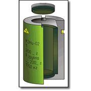 Контейнер для Отработанного ядерного топлива фото