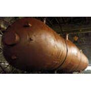 Реактор гидроочистки со стационарным слоем катализатора фото