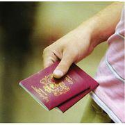 Перевод паспорта фото