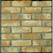 Кирпич Старая прага 03 (Облицовочный искусственный камень) фото