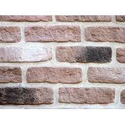 Облицовочный камень Античный кирпич 5 фото