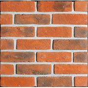 Кирпич Бруклин 03 (Облицовочный искусственный камень) фото