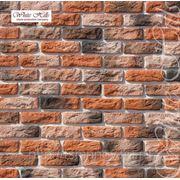 Камень WhiteHills Брюгге брик фото