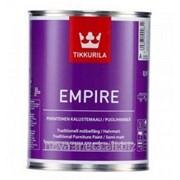 Краска для мебели Empire Tikkurila алкидная , база А 2,7 л фото
