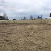 Покос сухостоя (сухой травы) Тюмень фото
