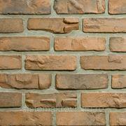 Кирпич Старая англия 01 (Облицовочный искусственный камень) фото