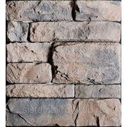 Горный каскад 077 (Облицовочный искусственный камень) фото