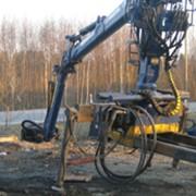 Гидроманипулятор Foresteri - 910 фото