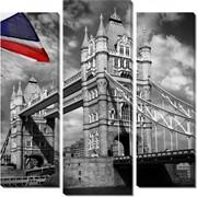 Модульная картина Лондон_2, Неизвестен фото