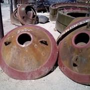 Запасные части для конусных дробилок фото