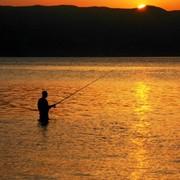 Платная рыбалка фото