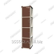 Шкаф для раздевалок 03.414/D-9001/8025 фото