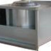 Прямоугольный канальный вентилятор VKS фото