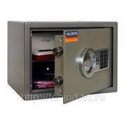 Электронный мебельный сейф Valberg ASM-25 EL для дома и офиса. фото