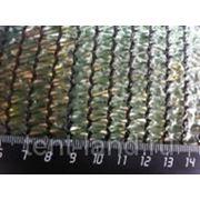 Сетка фасадная 80 гр.м2 (цвет – зеленый) 2х100 фото