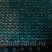 Сетка фасадная 180 гр.м2 (цвет – зеленый; Корея) 4 x 50 фото