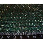 Сетка фасадная 100 гр.м2 (цвет – зеленый), 4x100(м). фото