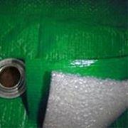 Тент тарпаулин утепленный 180 г/м2 4 х 6 (м) фото
