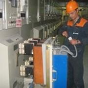 Монтаж промышленного электрооборудования фото