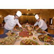 Организация питания и сервисного обслуживания на строительных объектах фото