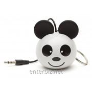 Колонка KitSound Mini Buddy Speaker Panda (KSNMBPAN), код 129423 фото