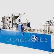 Машина для производства бумажных салфеток фото