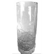 Набор стаканов из стекла 6 шт Высота 14 см 111980 фото