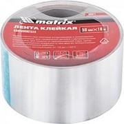 Matrix Лента клейкая алюминиевая, 50 мм х 45 м Matrix фото
