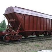 Доставка груза по сети железных дорог фото