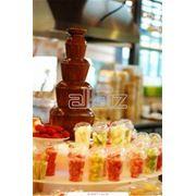 Шоколадные фонтаны фото