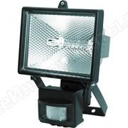 Прожектор Lumen 150W с датчиком движения белый фото