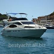 Яхты моторные, яхта Azimut 46 фото
